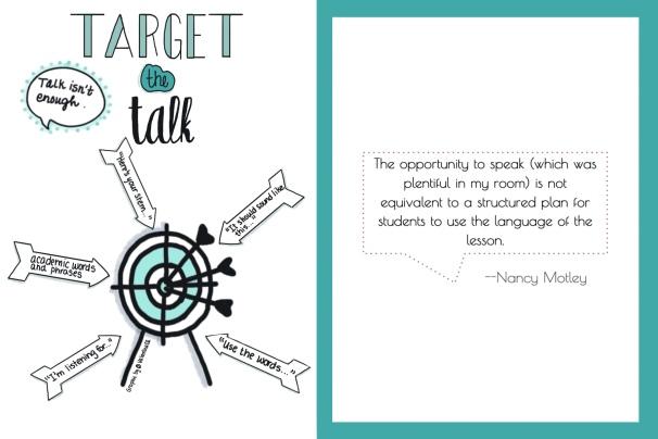 Target the Talk