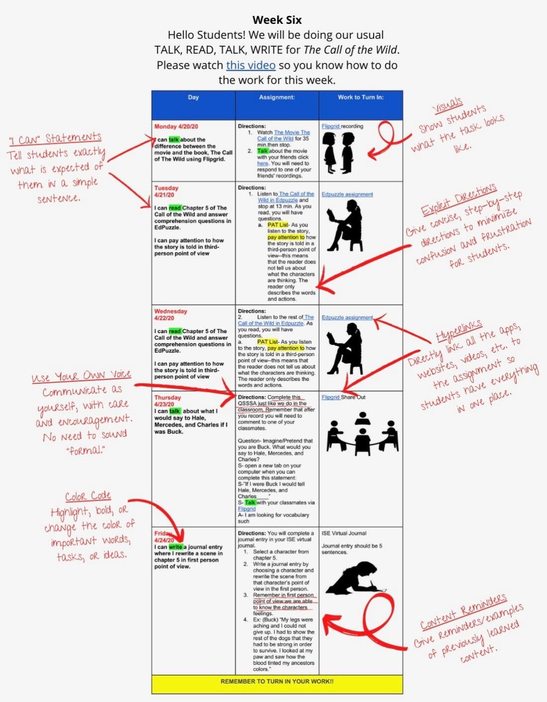 TRTW Lesson Plan